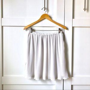 Banana Republic Ruffled Skirt